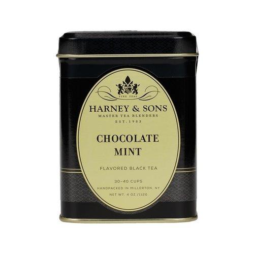 Harney & Sons Harney & Sons Chocolate Mint Loose Tea Tin