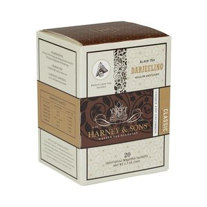 Harney & Sons Harney & Sons Darjeeling Box of 20 Wrapped Sachets