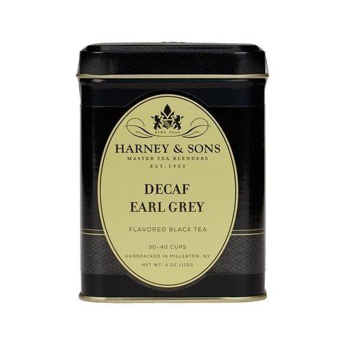 Harney & Sons Harney & Sons Decaf Earl Grey Loose Tea Tin