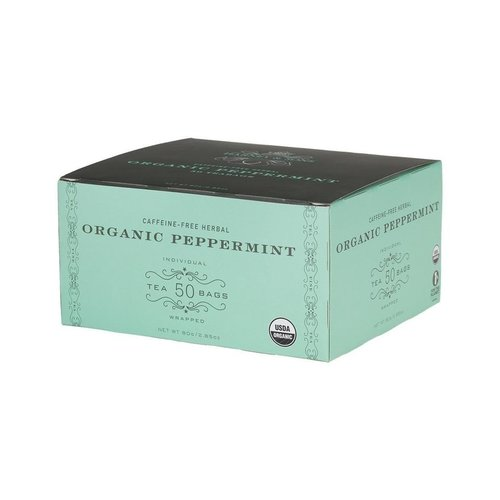 Harney & Sons Harney & Sons Organic Peppermint 50 Count Box