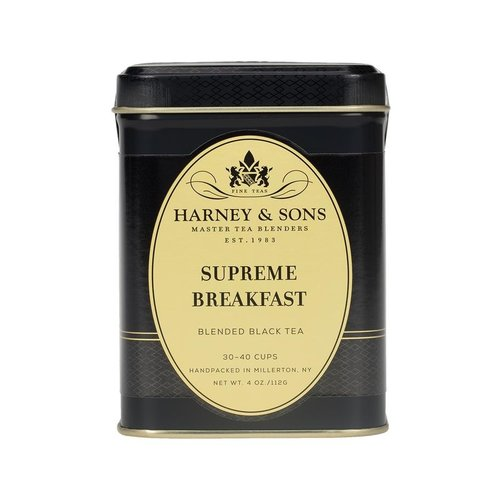 Harney & Sons Harney & Sons Supreme Breakfast Loose Tea Tin