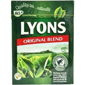 Lyons Lyons Original Blend 80s