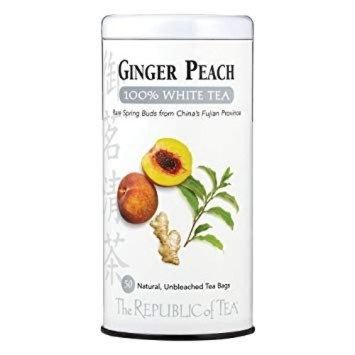 Republic of Tea Republic of Tea Ginger Peach White Tea