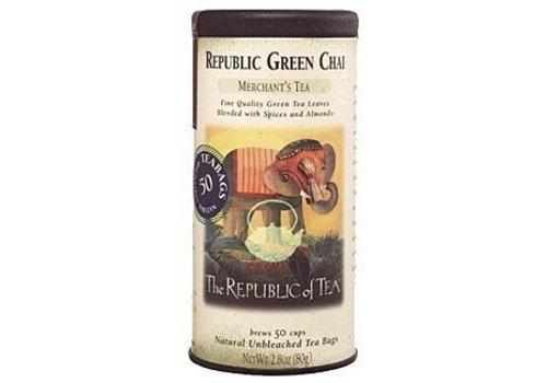 Republic of Tea Green Chai Tea