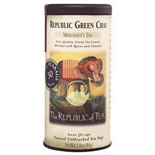 Republic of Tea Republic of Tea Green Chai Tea