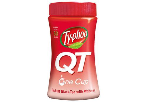Typhoo QT Instant Black Tea With Whitener