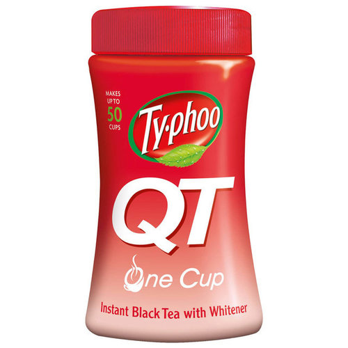 Typhoo QT Instant Black Tea With Whitener