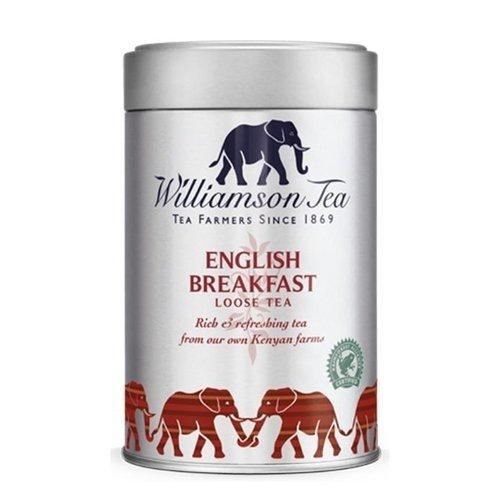 Williamson Tea English Breakfast Rich and Robust Loose Tea