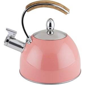 Pinky Up Peach Tea Kettle