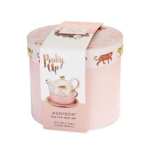 Pinky Up Addison Bangladesh Tea for One Set