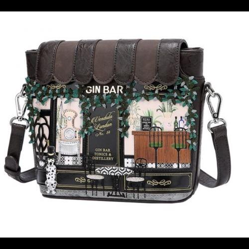 Vendula Gin Bar Crossbody Bag