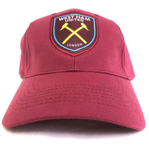 West Ham United FC Crest Hat