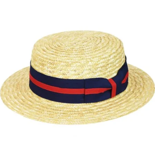 Boater Style Hat