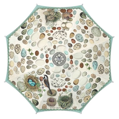 Michel Design Works Nest & Eggs Umbrella