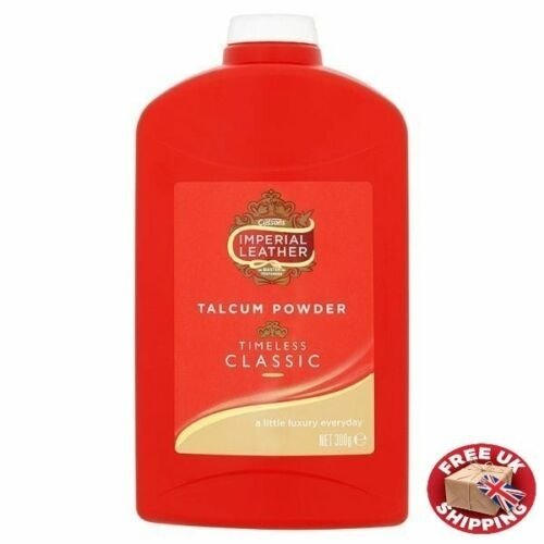 Cussons Imperial Leather Talcum Powder 300g