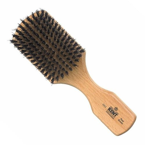 Kent Kent Rectangular Beech Wood Brush