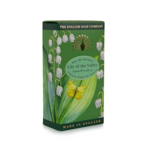 The English Soap Company Lily of the Valley EDT 100ml