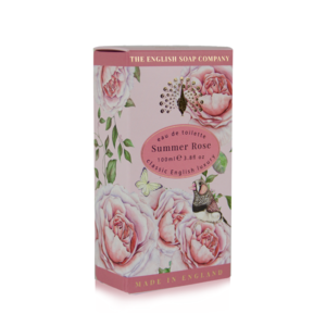 The English Soap Company Summer Rose EDT 100ml