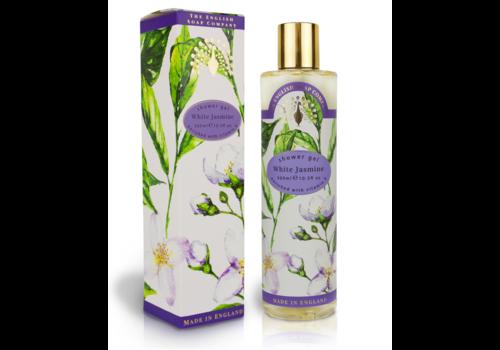 The English Soap Company White Jasmine Shower Gel 300ml