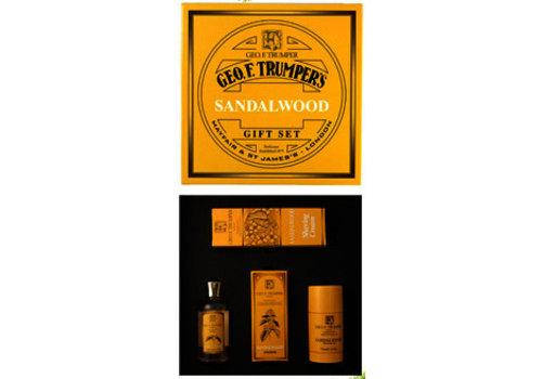 Geo F. Trumper Geo. F. Trumper Sandalwood Gift Box