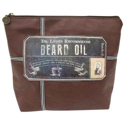 Disaster Designs Apothecary Beard Wash Bag