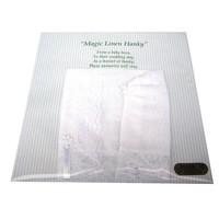 "McCaw Allan Handkerchiefs - ""Magic Linen Hanky"""