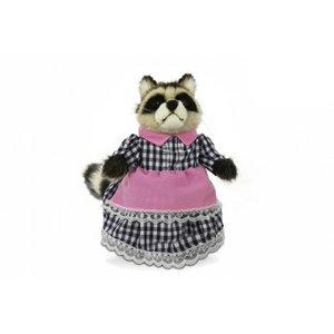 Hansa Creation USA Hansa Raccoon Mama