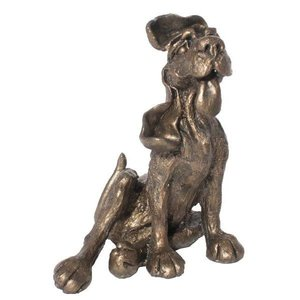 Frith Sculpture Frith Rusty the Dog