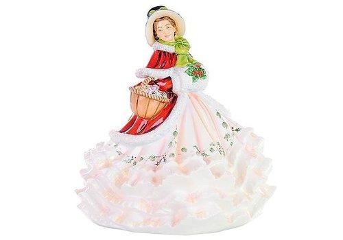 English Ladies Figurines English Ladies Co. - Holly