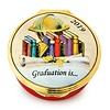 Halcyon Days Halcyon Days 2019 Graduation Enamel Box