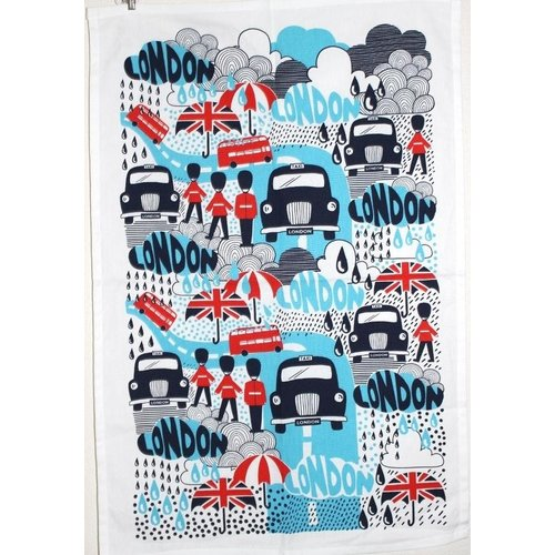 Ulster Weavers Rainy Days Tea Towel