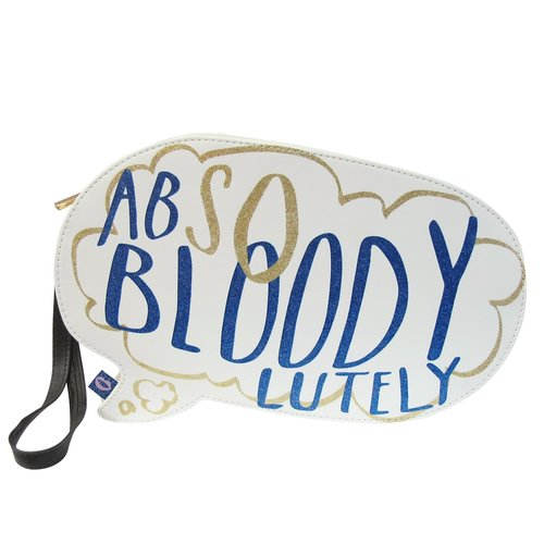 Disaster Designs Disaster Designs Abso-Bloody-Lutely Shoulder Bag