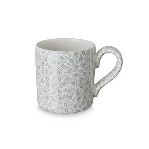 Burleigh Pottery Dove Grey Felicity 1/2 Pint Mug