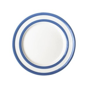 "Cornishware Blue Cornishware 9"" Breakfast Plate"