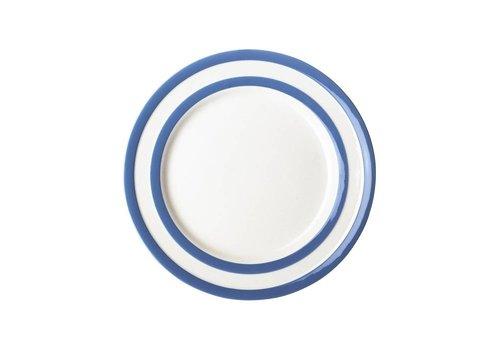 "Cornishware Blue Cornishware 9"" Breakfast Plate"