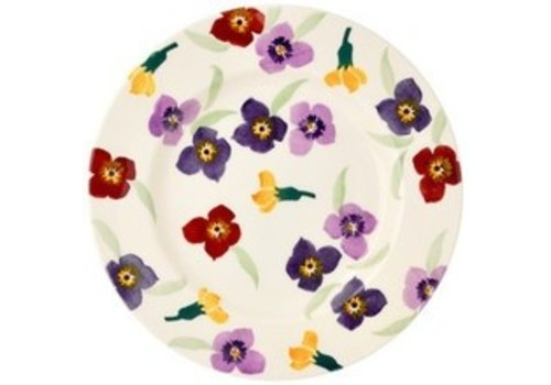 Emma Bridgewater Emma Bridgewater Wallflower 8 1/2'' Plate