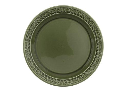 """Portmeirion BG Harmony Plate 10.5"""" Green"""