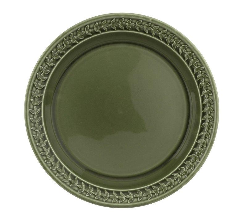 "BG Harmony 8"" Plate Forest Green"