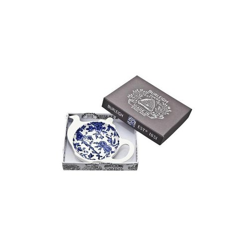 Burleigh Pottery Arden Blue Mini Teapot Tray - Boxed