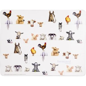 Ashdene Ashdene Farmyard Friends Placemats