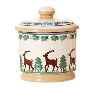 Nicholas Mosse Nicholas Mosse Reindeer Sugar Bowl