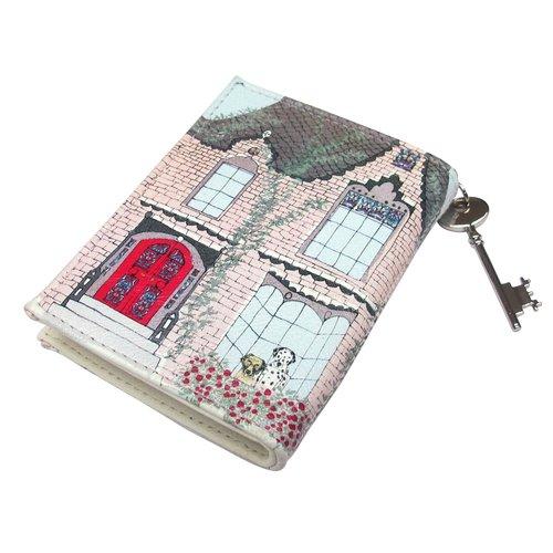Disaster Designs Disaster Designs Home ''Dalmatian'' Wallet