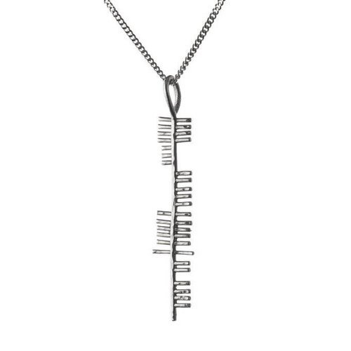 Ogham Treasure Ogham Treasure Pendant - Health