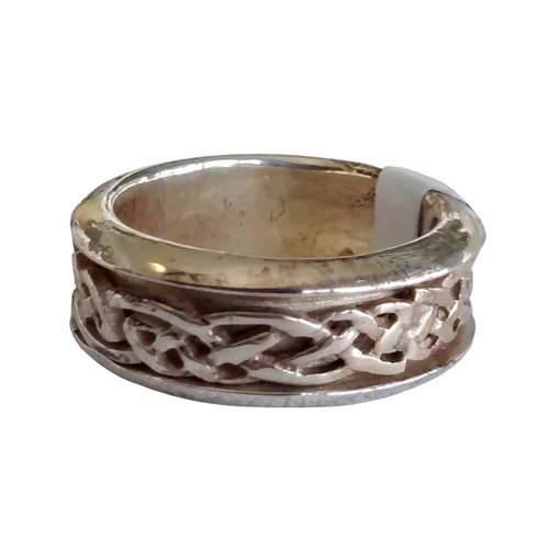 Celtic Spinner Ring