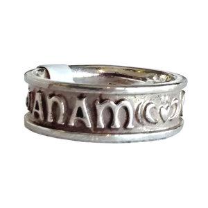 Mo Anam Cara Ring from old rings