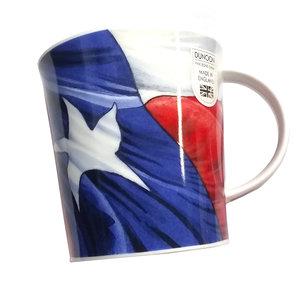 Dunoon Cairngorm Texas Flag Mug