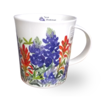 Cairngorm Texas Wildflowers Mug