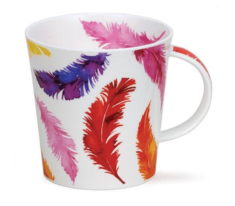Cairngorm Tickle! Red Mug