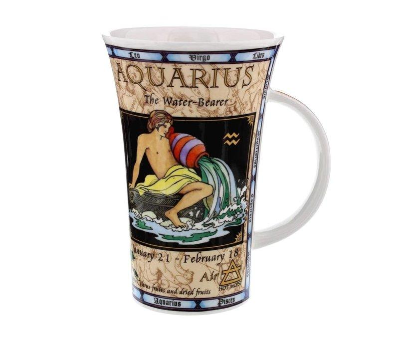 Glencoe Zodiac Mug - Aquarius