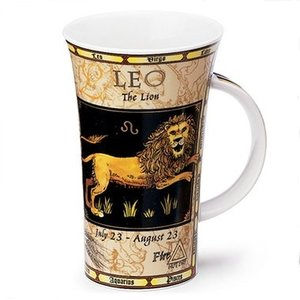Dunoon Glencoe Zodiac Mug - Leo
